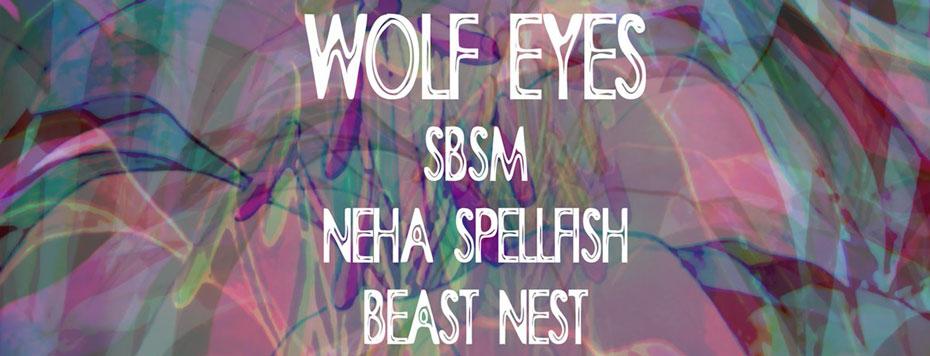 Wolf Eyes - Night #1
