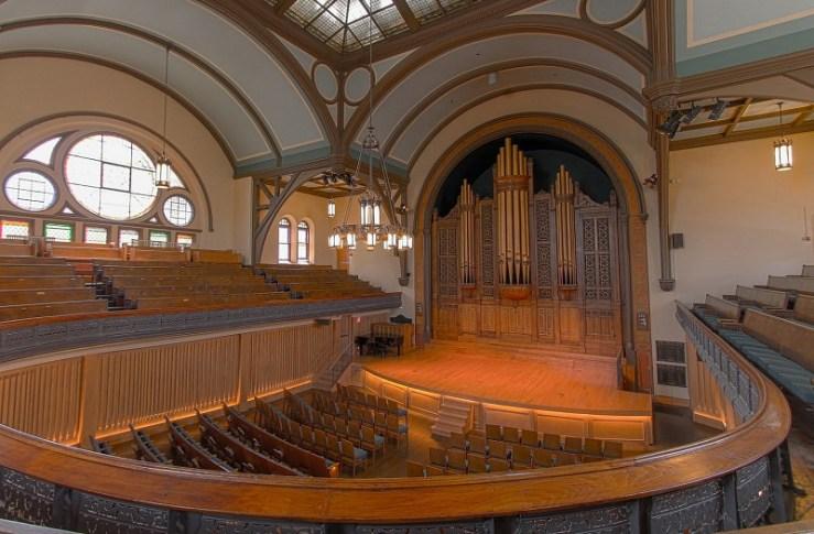 Trinity-St. Paul's