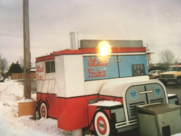 Stan's Fries in the 1990s