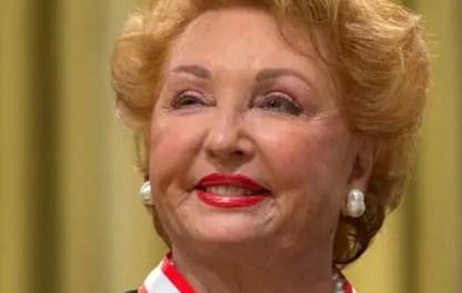 Décès de Jacqueline Desmarais : le Domaine Forget attristé par le départ d'une grande dame