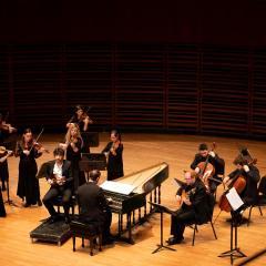 L'exceptionnel concert des Violons du Roy: Avi Avital, la mandoline virtuose