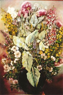 Martine ALLART-BOQUET Peinture
