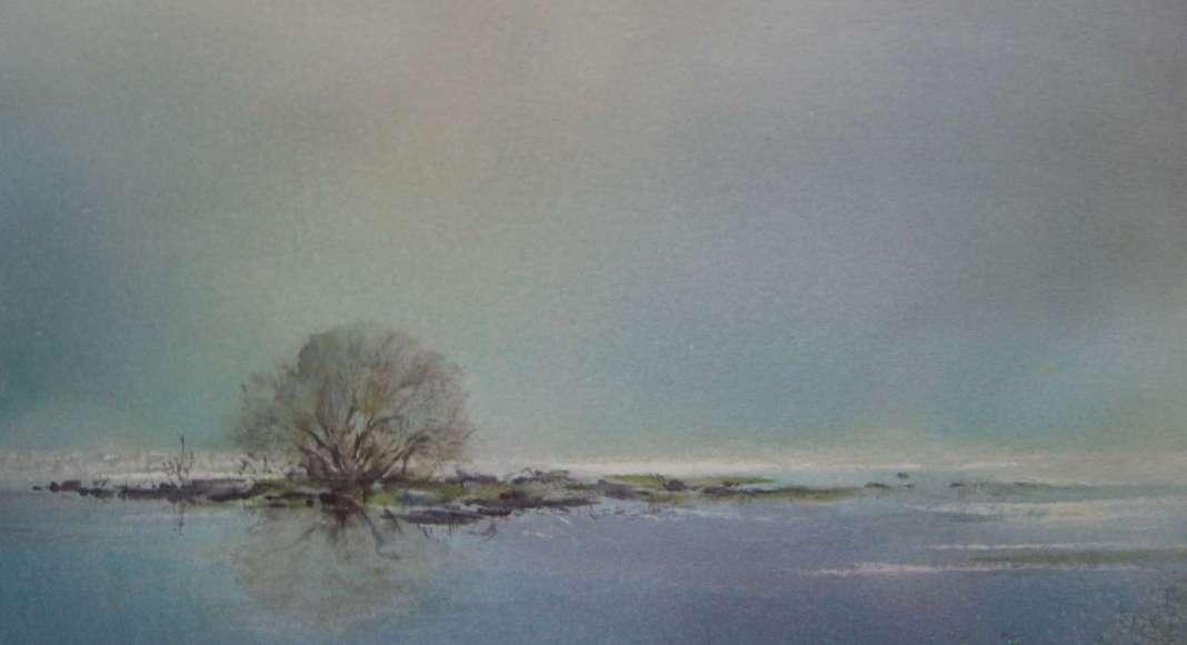 Francoise Bozon Le Lac Vanern (Suède)