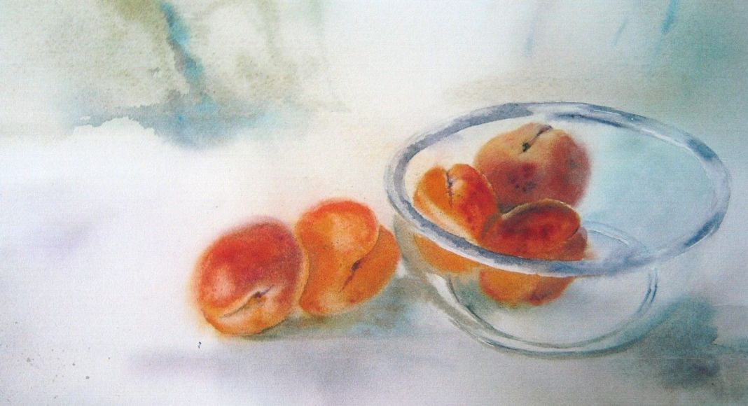 Françoise BOZON Fruits d'été