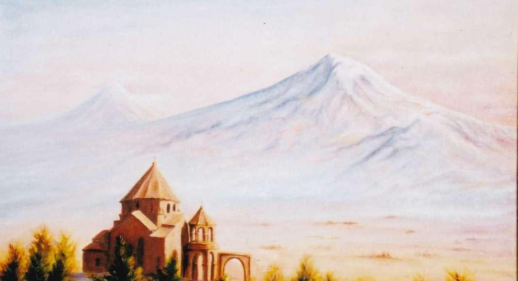 Marguerite Ghazerian Atmosphère Arménie