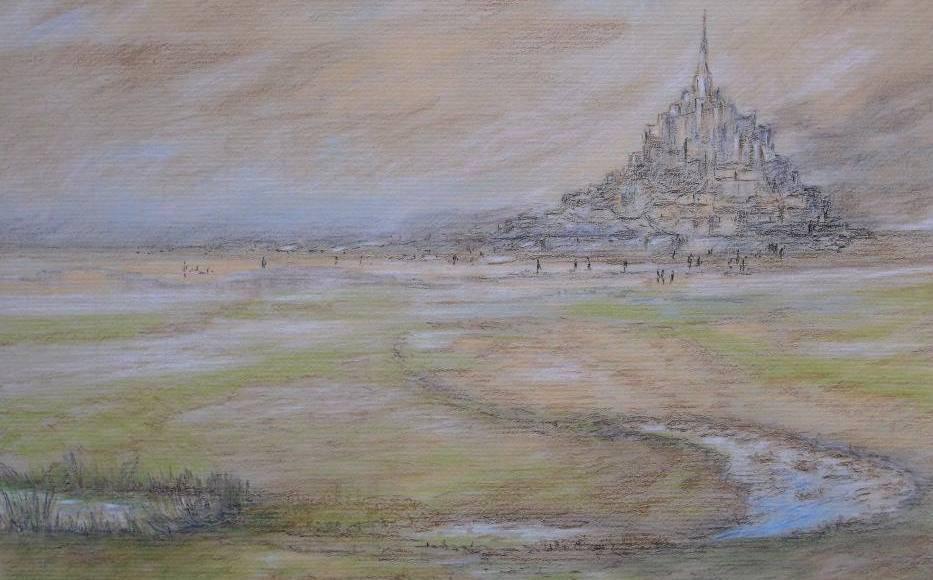 Christiane Blache - Temps brumeux