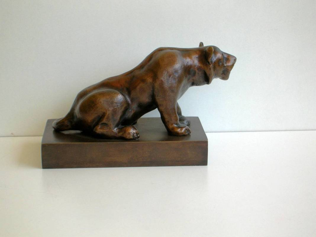 Christian Bruley - Tigre 15cm