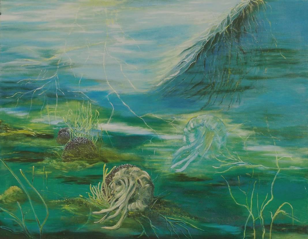 Hélène Clémençot Entre lagune et mer