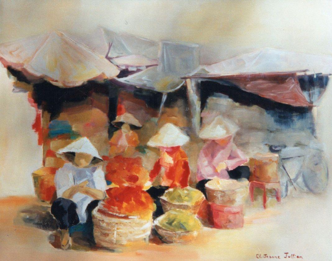 Claude-Jeanne Jullien Marche Vietnamien