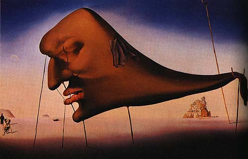 sleep, S. Dali