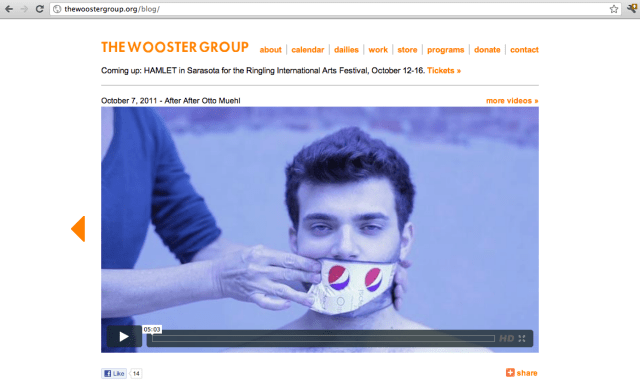 Wooster Website