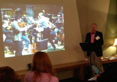American Composers Orchestra presents Pecha Kucha style