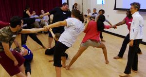 Science Choreography at Wesleyan University
