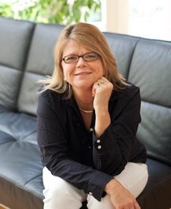 Beth Yerxa, Executive Director of Triangle ArtWorks. Image: Beth Yerxa.