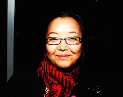 Esther Park-Clemetson, Director of Campus Programming at the National YoungArts Foundation. Image: Esther Park-Clemetson.