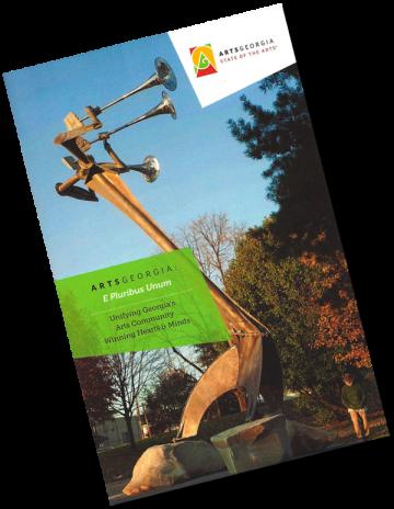 ArtsGeorgia Brochure