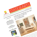ArtsGeorgia State of the Arts Fall 2014 newsletter