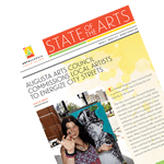ArtsGeorgia State of the Arts Spring/Summer 2016 newsletter