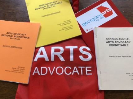 Advocacy booklets