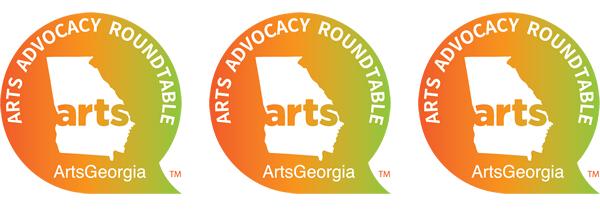 Arts Advocacy Roundtable dialogue bubbles - ArtsGeorgia