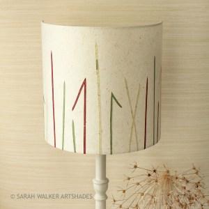 Half shade table lamps