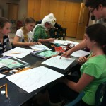 Drawing and Sketching Session with Adele MacFarlane