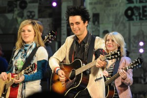 Billie Joe Armstrong in American Idiot on Broadway