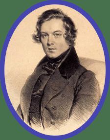 """Robert Schumann told lots of stories about music in his magazine, """"Neue Zeitschrift für Musik"""""""