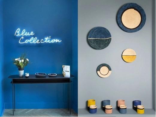maison sarah lavoine blue collection