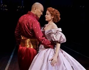 73Theater Review The King and I