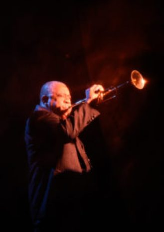 Barry Shabaka Henley in Satchmo at the Waldorf, 2016