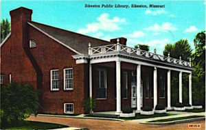 dr-jim-stamps-us-sikeston-public-library-linen-c-t-american-postcard-missouri-19d11ac42fa7c9293726254316ac962f