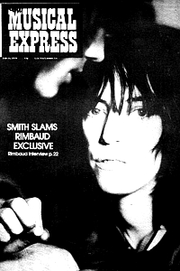 New_Musical_Express_cover,_21.02.76_(Patti_Smith)