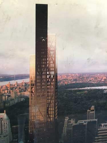 Photo of 53 W. 53rd St. rendering by Lee Rosenbaum