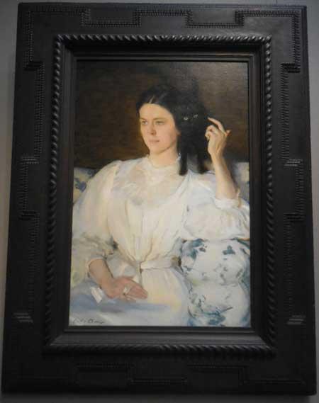 Cecilia Beaux,