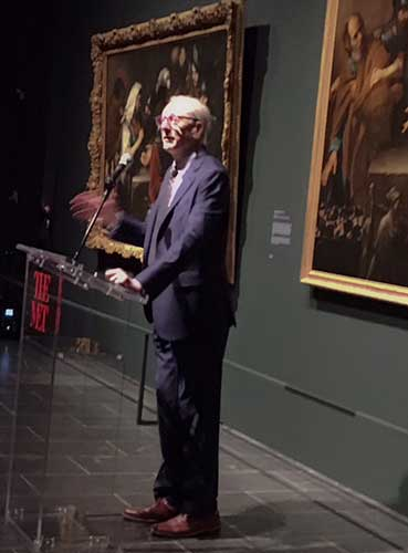 Keith Christiansen, TK at the Metropolitan Museum