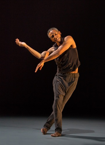 David Roussève in his Stardust. Photo: Yi-Chun Wu