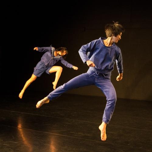 (L to R): Molly Lieber and Mina Nishimura in This. Photo: Yi-Chun Wu
