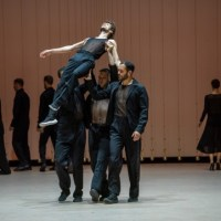 De Keersmaeker and Bach Shake Hands