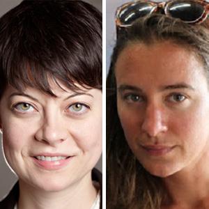 Elise Pepple & Heather Zinger: A Conversation