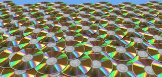 many cds