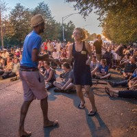 Hyde Park Jazz Fest, summer's last dance (photos)
