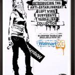 Irony: Giant Retailer Walmart Sells Anti-Capitalist Banksy Art