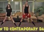 How to Do Contemporary Dance