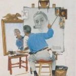 Reconsidering Norman Rockwell (Again)