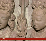 Stolen Art Treasures Recovered In US Returned To India