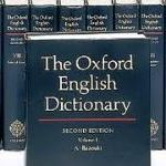 Meet the New Editor of the OED