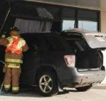 SUV Crashes Into Kansas Ballet Academy