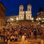 Bulgari Will Save Rome's Spanish Steps