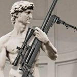 Michelangelo's David Carrying A Rifle? Not If Italy Can Help It
